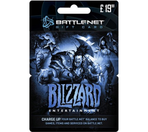 Battle.net Balance Card 19.98£ UK تحویل آنی