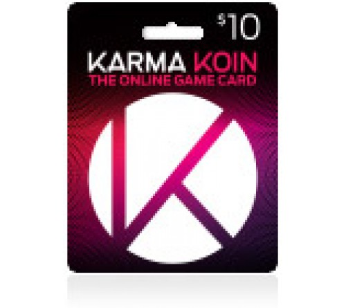 Karma Koin USD10 (Global)