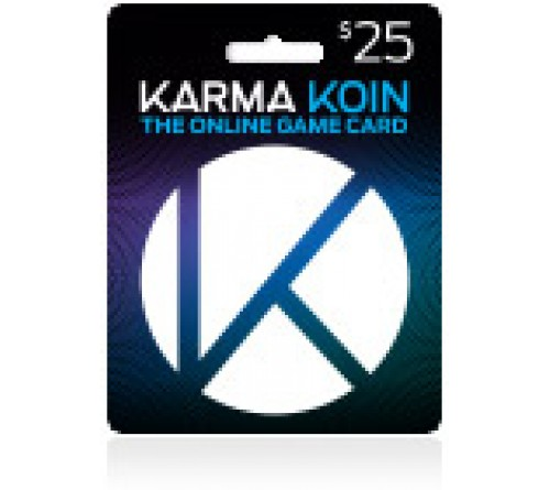 Karma Koin USD25 (Global)