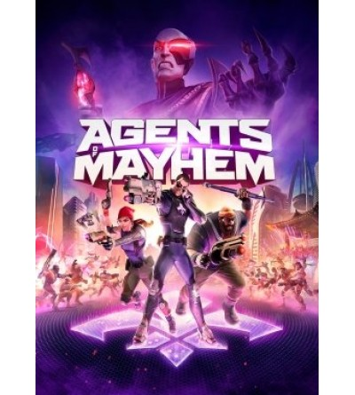 Agents of Mayhem - Steam