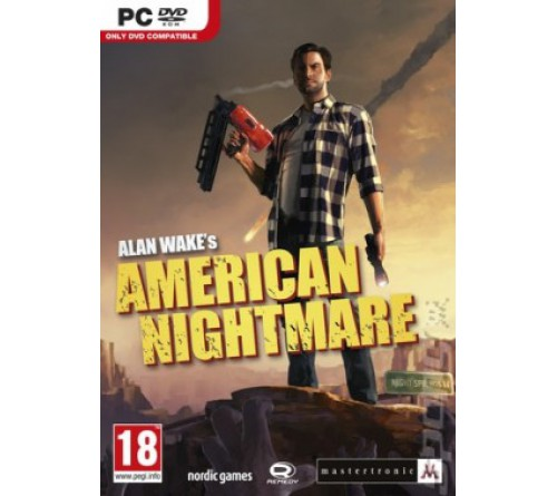 Alan Wake: American Nightmare - Steam