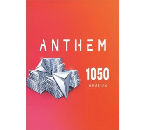 Anthem: 1050 Shards - Origin