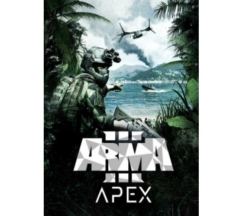 Arma 3 APEX DLC - Steam