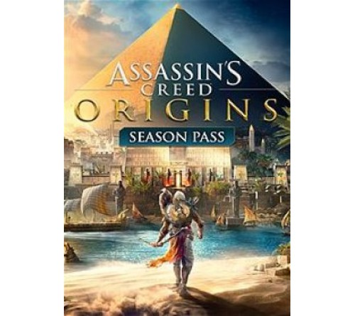 Assassin's Creed: Origins Season Pass - Uplay