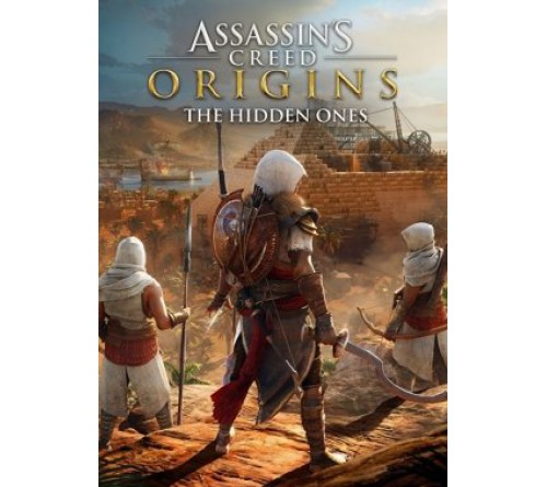 Assassin's Creed: Origins The Hidden Ones DLC - Uplay