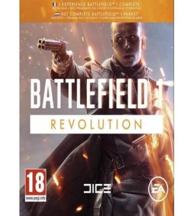 Battlefield 1 Revolution Edition - Xbox ONE UK