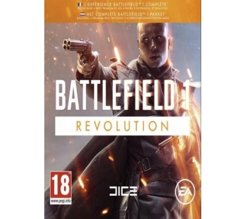 Battlefield 1 Revolution Edition - Xbox ONE Global