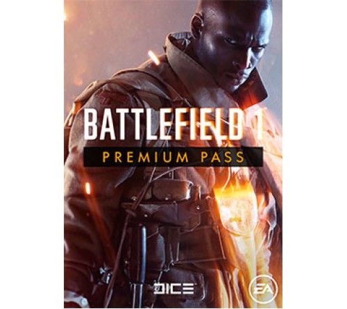 Battlefield 1 Premium Pass DLC - Origin