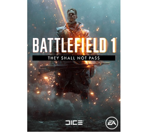 Battlefield 1 They Shall Not Pass DLC - Origin