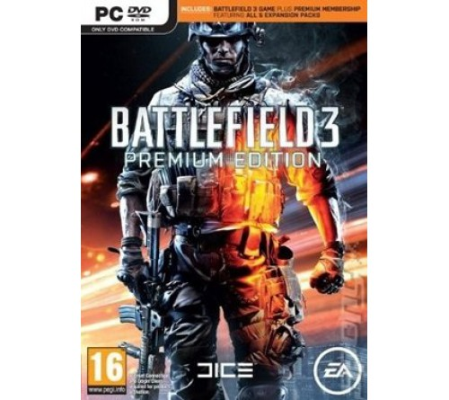 Battlefield 3: Premium (Game + all DLC) - Origin