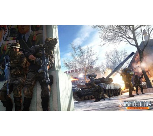 Battlefield 4: Dragon's Teeth DLC - Origin