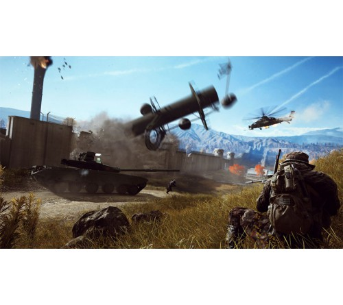 Battlefield 4: Second Assault DLC - Origin