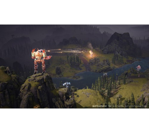 BattleTech Deluxe Edition - Steam RU
