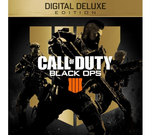 Call of Duty: Black Ops 4 Deluxe Edition - EU Gift