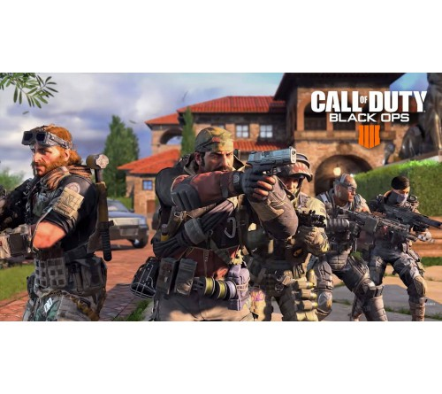 Call of Duty: Black Ops 4 Battle Edition EU Gift