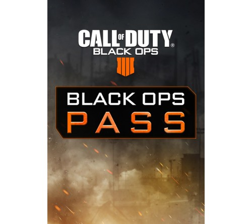 Call of Duty: Black Ops 4 Black Ops Pass - EU