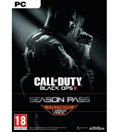 Call of Duty: Black Ops II Season Pass - Steam