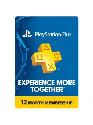 PlayStation Plus 1Year انگلستان