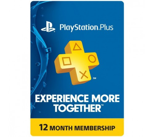 PlayStation Plus 1Year هلند