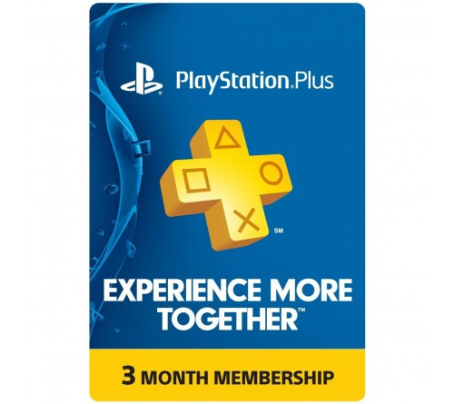 PlayStation Plus 3Months آلمان