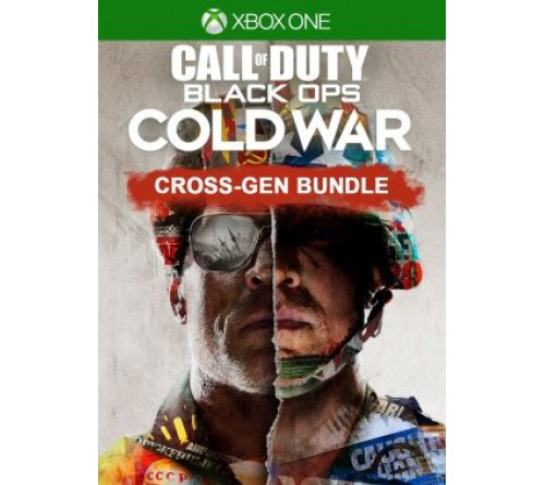 Call of Duty: Black Ops Cold War CrossGen - XboxOne