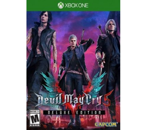 Devil May Cry 5 Deluxe - Xbox ONE