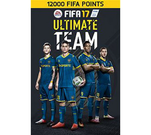 Fifa 17 12000 Points Xbox ONE