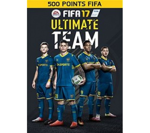 Fifa 17 500 Points Xbox ONE