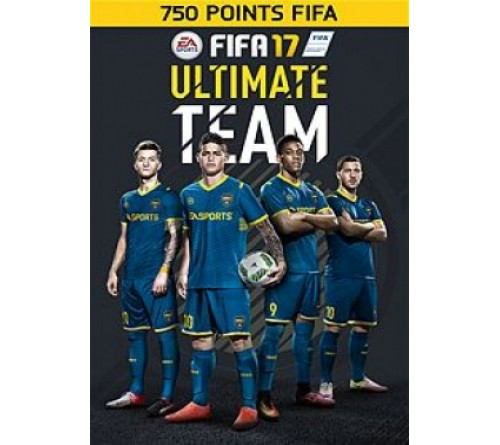 Fifa 17 750 Points Xbox ONE