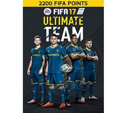 Fifa 17 2200 Points Xbox ONE