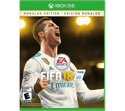 FIFA 18 Ronaldo Edition - Xbox One UK