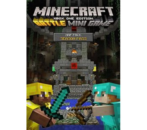 Minecraft: Battle Map Pack Season Pass Xbox ONE