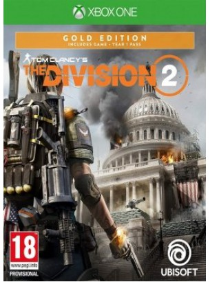The Division 2 Gold Edition - Xbox One