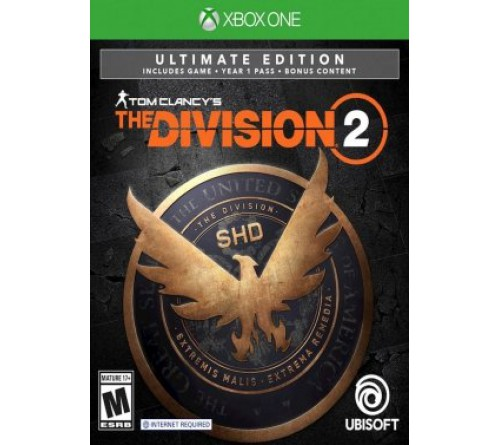 The Division 2 Ultimate Edition - Xbox One