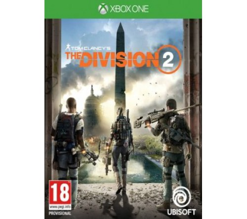 The Division 2 Standard Edition - Xbox One