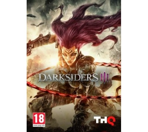 Darksiders 3 Standard - Steam Global