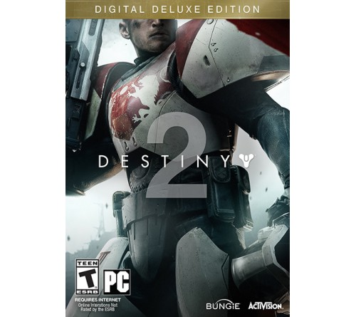 Destiny 2 Digital Deluxe EU - BattleNet