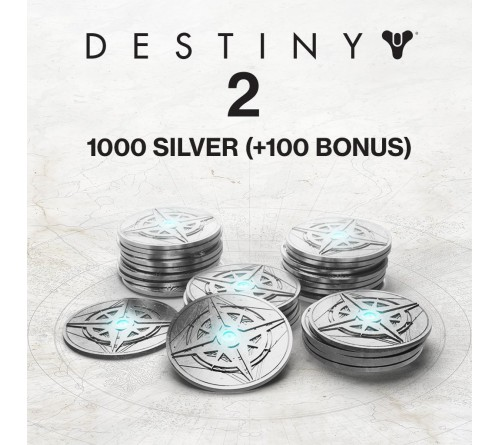Destiny 2 Silver 1100 - Battle Net