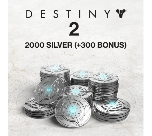 Destiny 2 Silver 2300 - Battle Net
