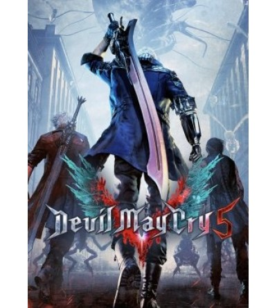 Devil May Cry 5 - Steam RU
