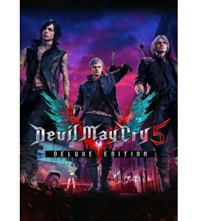 Devil May Cry 5 Deluxe - Steam RU