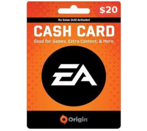 EA Cash Card 20$ امریکا تحویل آنی