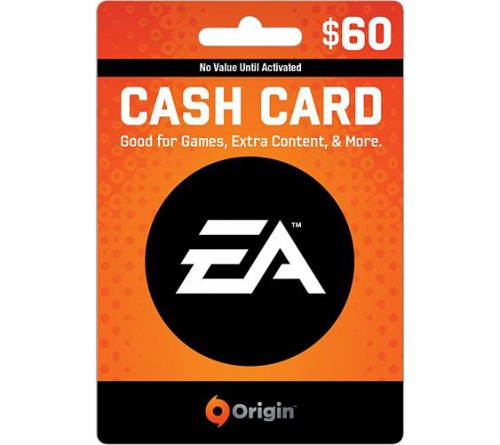 EA Cash Card 60$ امریکا