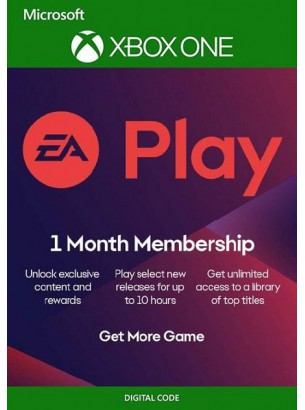 EA Play (Access) 1 Month - Xbox ONE