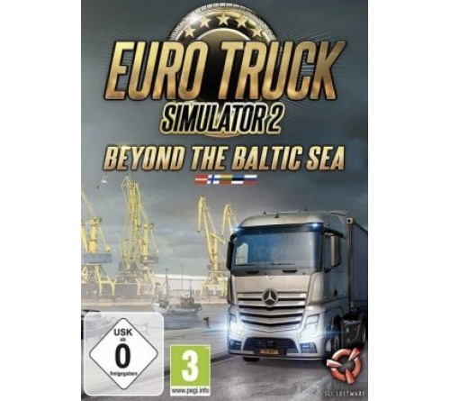 Euro Truck Simulator 2: Beyond the Baltic Sea - Steam