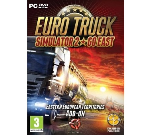 Euro Truck Simulator 2: Going East - Steam