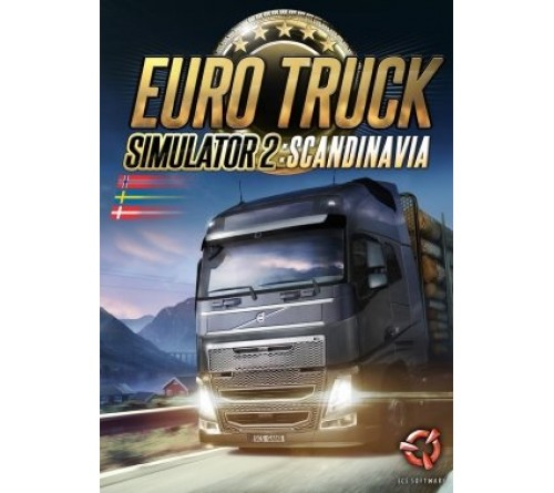 Euro Truck Simulator 2: Scandinavia - Steam
