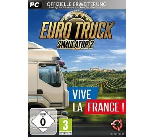 Euro Truck Simulator 2: Vive la France - Steam