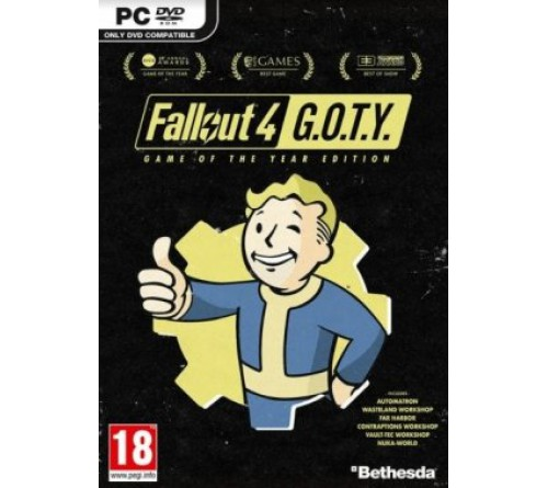 Fallout 4 GOTY Edition - Steam