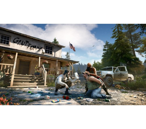 Far Cry 5 - Uplay